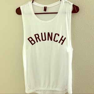 Private Party 'Brunch' Tank
